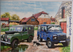 Land Rovers series 1 & 110
